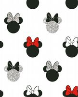 Graham and Brown Disney Minnie Mouse Sparkle 105828 Wallpaper